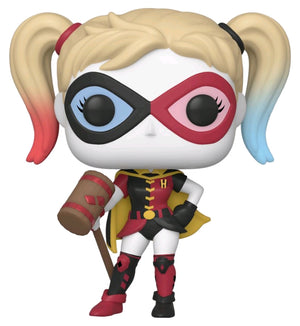 Batman - Harley as Robin US Exclusive Pop! Vinyl