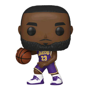 NBA: Lakers - Lebron James Pop! Vinyl