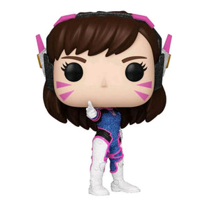 Overwatch - D.Va Diamond Glitter US Exclusive Pop! Vinyl