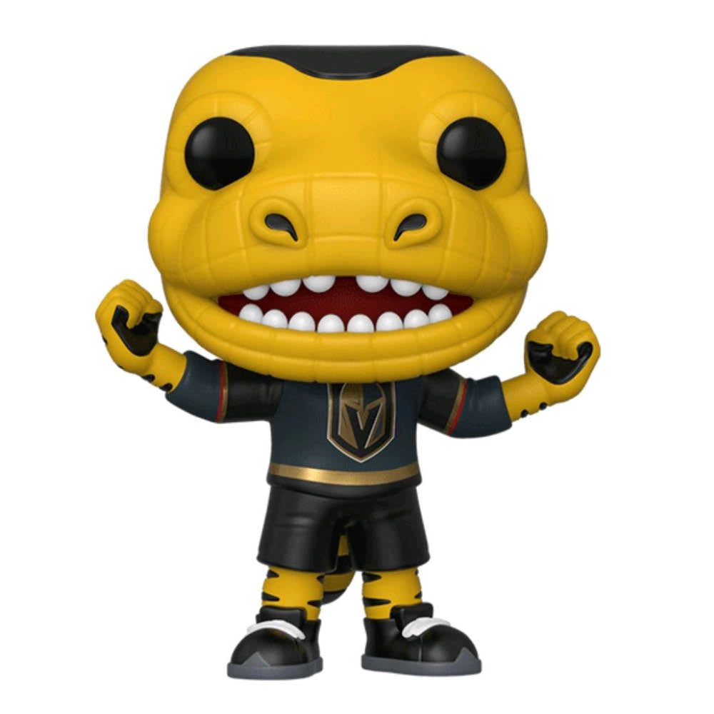 NHL: Knights - Chance Gila Monster Pop! Vinyl