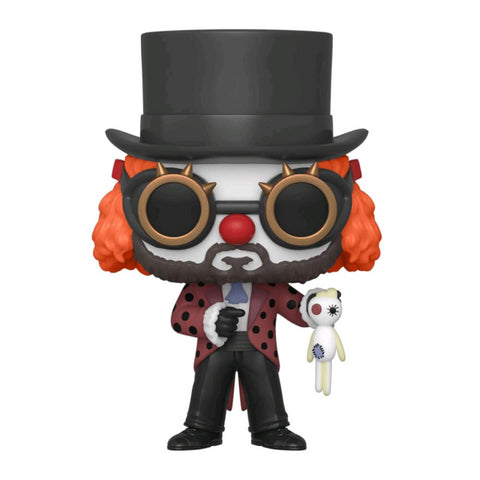 La Casa de Papel - Professor O Clown Pop! Vinyl