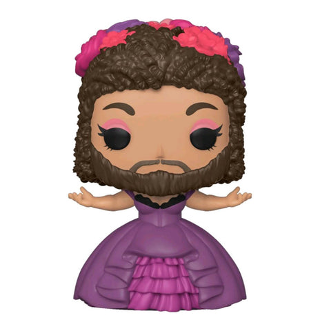 Greatest Showman - Bearded Lady Pop! Vinyl