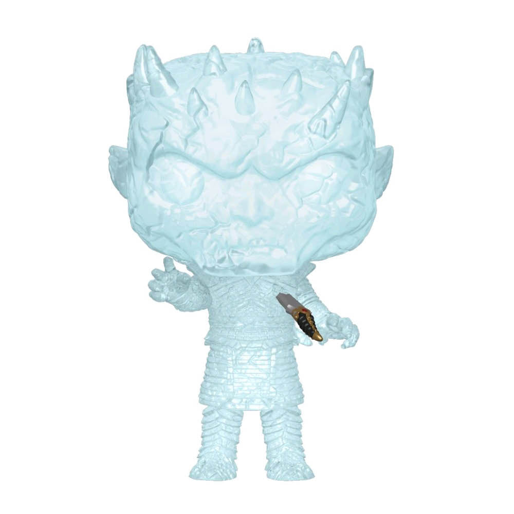 Game of Thrones - Crystal Night King with Dagger Pop! Vinyl