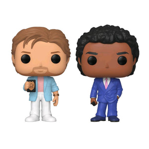 Miami Vice - Crockett And Tubbs US Exclusive Pop! Vinyl 2-Pack