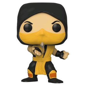 Mortal Kombat - Scorpion Pop! Vinyl