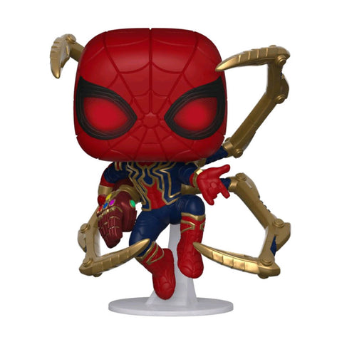 Avengers 4: Endgame - Iron Spider with Nano Gauntlet Pop! Vinyl