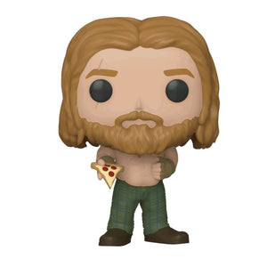 Avengers 4: Endgame - Thor with Pizza Pop! Vinyl