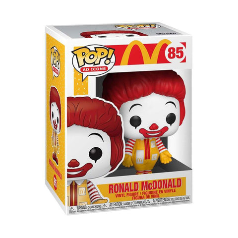 Image of McDonalds - Ronald McDonald Pop! Vinyl