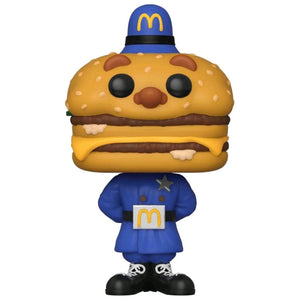 McDonalds - Officer Big Mac Pop! Vinyl