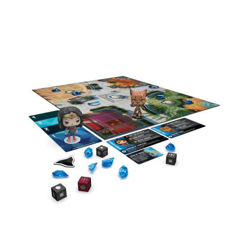 Image of Funkoverse - DC 102 2-pack Expandalone Game