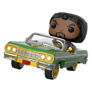 Ice Cube - Ice Cube in Impala Pop! Ride