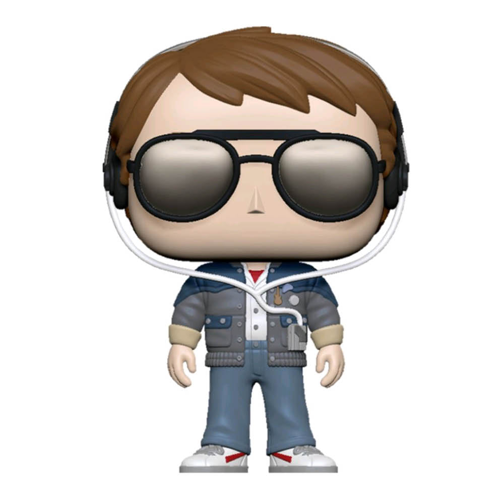 Back to the Future - Marty with Sunglasses Pop! Vinyl