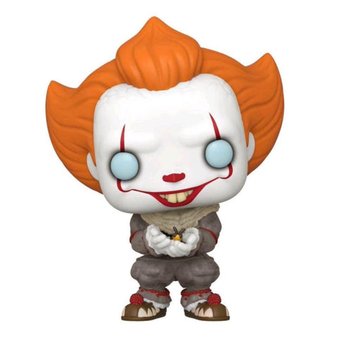 It ch2 - Pennywise with Glow Bug US Exclusive Pop! Vinyl