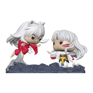 Inuyasha - Inuyasha Vs Sesshomaru Movie Moment Pop! Vinyl