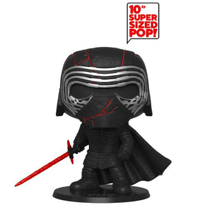 "Star Wars - Kylo Ren Glow Episode IX Rise of Skywalker 10"" Pop! Vinyl"