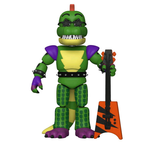 Five Nights at Freddy's: Security Breach - Montgomery Gator Figure