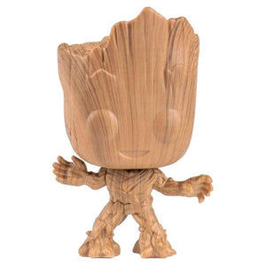 Guardians of the Galaxy: Vol. 2 - Groot Wood Deco US Exclusive Pop! Vinyl