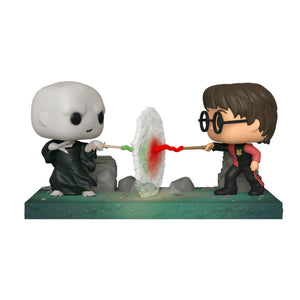 Harry Potter - Harry vs Voldemort Movie Moment Pop! Vinyl