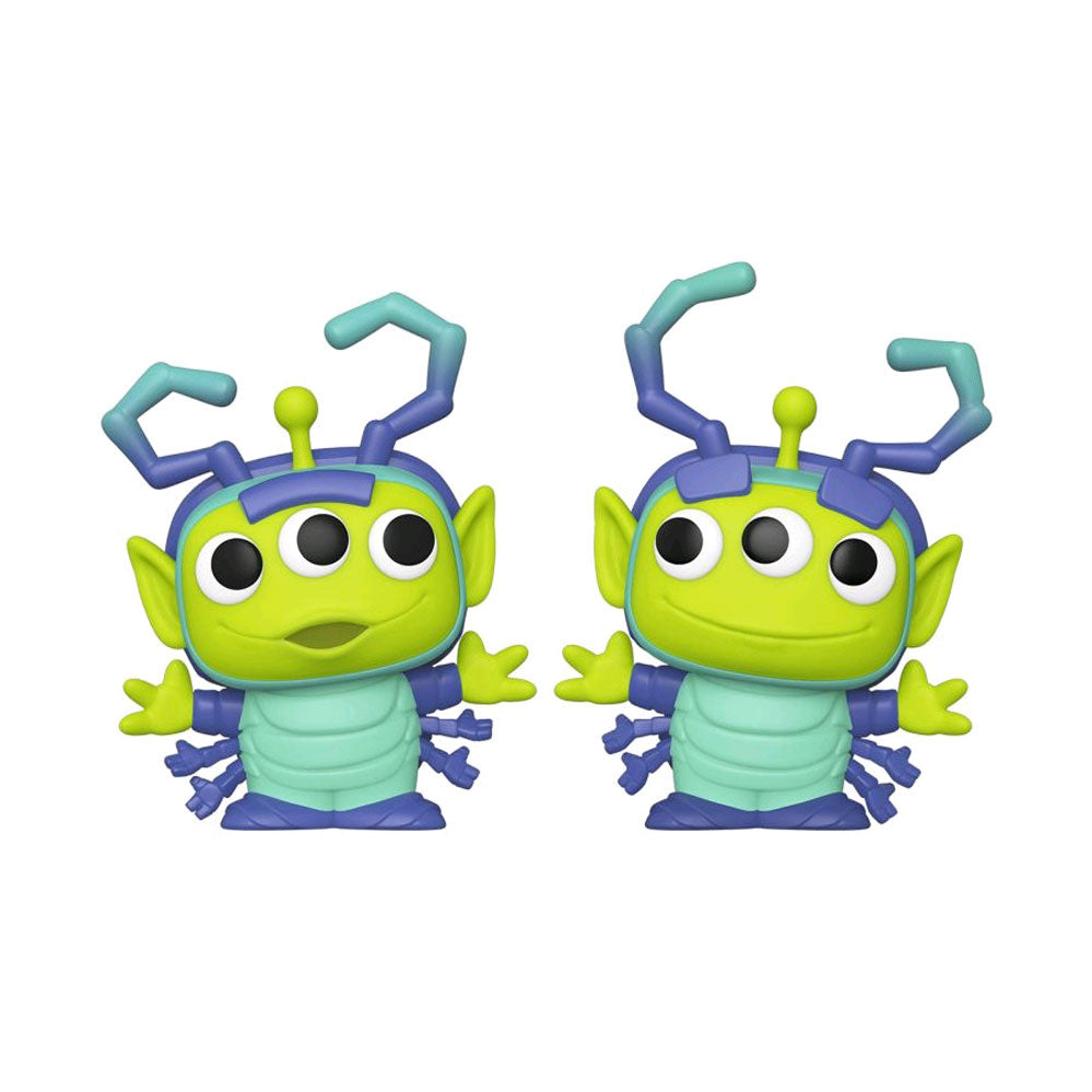 Pixar - Alien Remix Tuck & Roll US Exclusive Pop! Vinyl 2-Pack