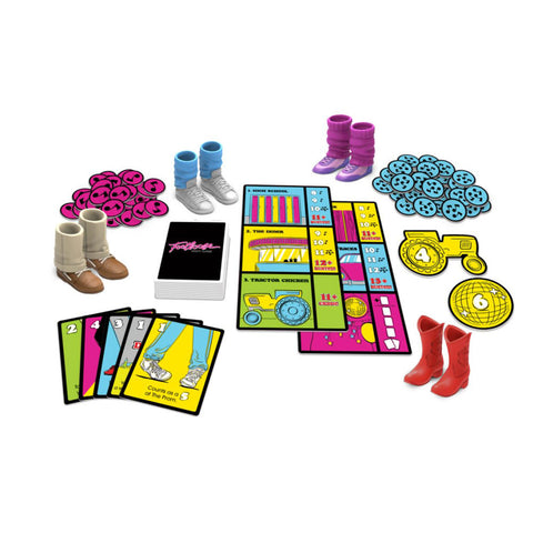 Footloose - Party Game