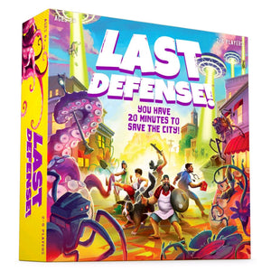 Last Defense - Board Game