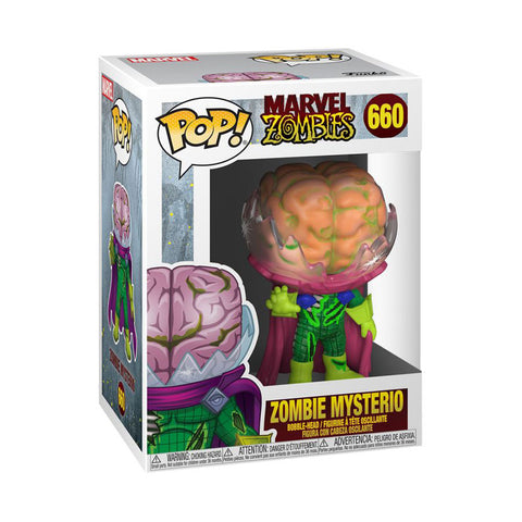 Marvel Zombies - Mysterio Pop! Vinyl