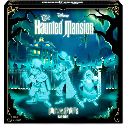 Image of Haunted Mansion - Call of the Spirits Board Game