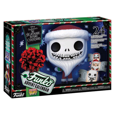Image of The Nightmare Before Christmas - Pocket Pop! Advent Calendar
