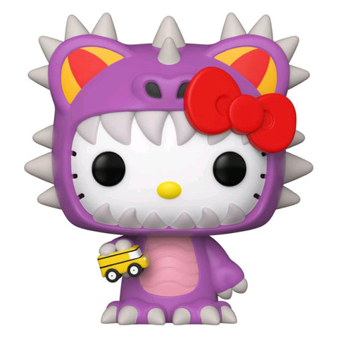 Hello Kitty - Land Kaiju Kitty Pop! Vinyl