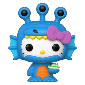 Hello Kitty - Sea Kaiju Kitty Pop! Vinyl