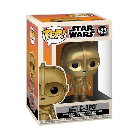 Image of Star Wars - C-3PO Concept Pop! Vinyl