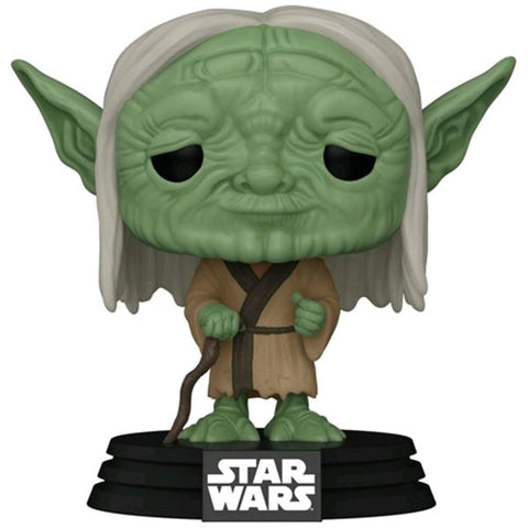 Image of Star Wars - Yoda Concept Pop! Vinyl