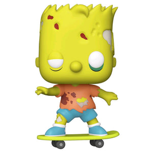 Simpsons - Bart Zombie Pop! Vinyl