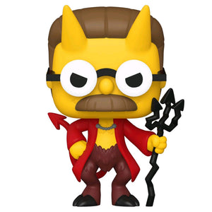 Simpsons - Flanders Devil Pop! Vinyl