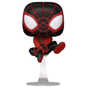 Spider-Man: Miles Morales - Bodega Cat Suit Pop! Vinyl