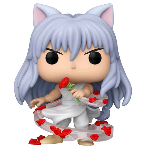 Yu Yu Hakusho - Demon Kurama US Exclusive Pop! Vinyl