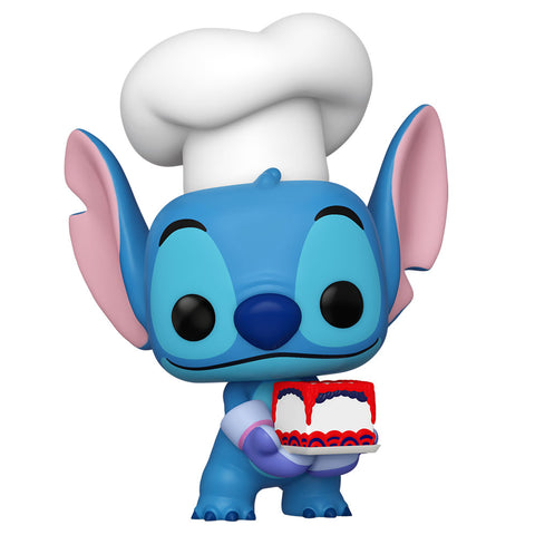 NYCC 2020 Lilo and Stitch - Stitch as Baker US Exclusive Pop! Vinyl