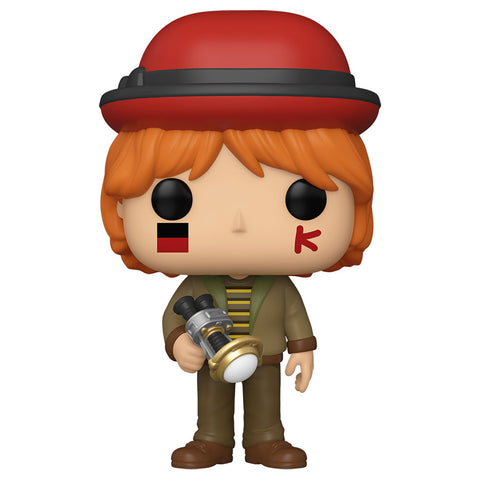 NYCC 2020 Harry Potter - Ron World Cup US Exclusive Pop! Vinyl