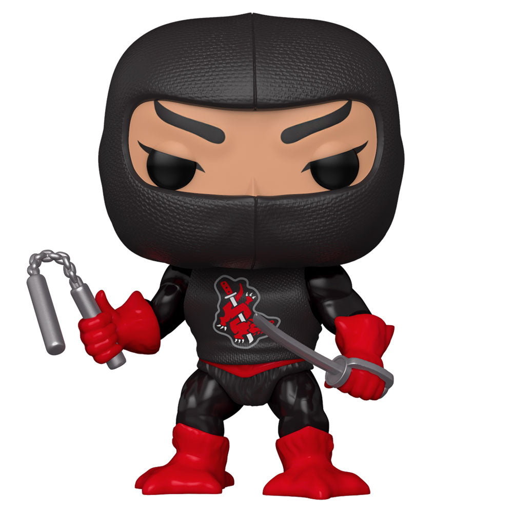 NYCC 2020 Masters Of The Universe - Ninjor US Exclusive Pop! Vinyl