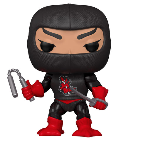 Image of NYCC 2020 Masters Of The Universe - Ninjor US Exclusive Pop! Vinyl