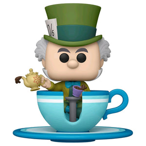Disneyland 65th Anniversary - Mad Hatter Teacup US Exclusive Pop! Ride