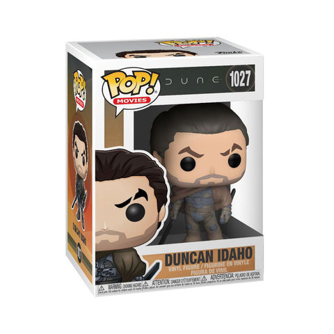 Image of Dune (2020) - Duncan Idaho Pop! Vinyl