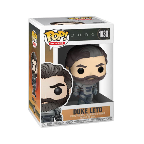 Image of Dune (2020) - Duke Leto Pop! Vinyl