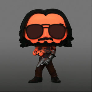 Cyberpunk 2077 - Johnny Silverhand Glow US Exclusive Pop! Vinyl