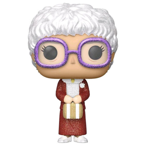 Golden Girls - Sophia Diamond Glitter US Exclusive Pop! Vinyl