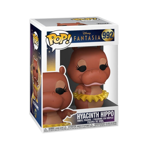 Fantasia - Hyacinth Hippo 80th Anniversary Pop! Vinyl