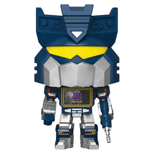 Transformers - Seige Soundwave US Exclusive Pop! Vinyl