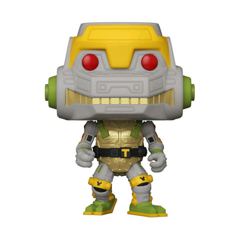 Teenage Mutant Ninja Turtles - Metalhead Metallic Pop! Vinyl