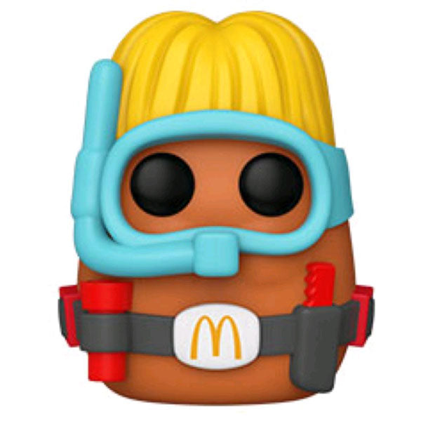 McDonald's - Scuba Nugget US Exclusive Pop! Vinyl