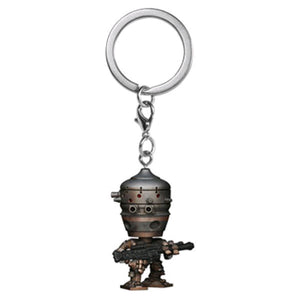 Star Wars: The Mandalorian - IG-11 Pop! Keychain